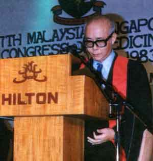 1983 - 5th Oration by YB Tan Sri Dr. Tan Chee Khoon (former Member of Parliament and leader of Opposition)