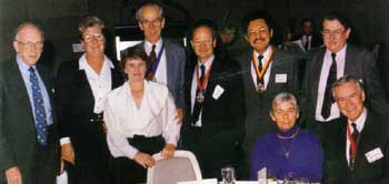 Royal Australasian College of Physicians - College Dinner on Thursday, 3rd May 1990 at the National Gallery, Melbourne.